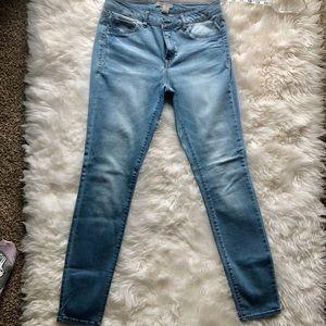 Charlotte Russe Refuge Jeans